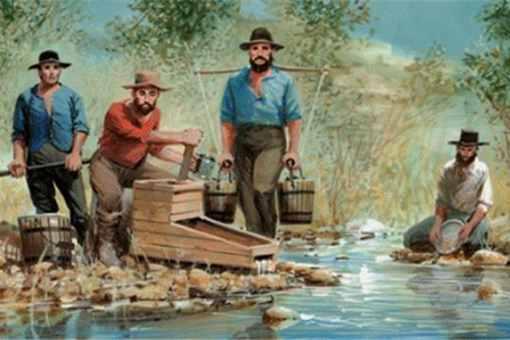淘金热如何改变了美国西部?揭秘淘金热对美国的影响