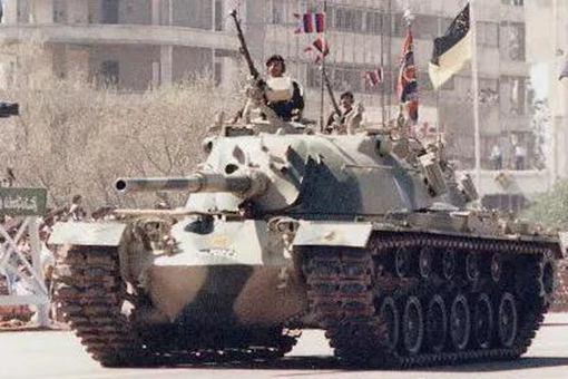 第二次印巴战争哪家的装甲兵更胜一筹?揭秘印巴战争中的装甲兵较量
