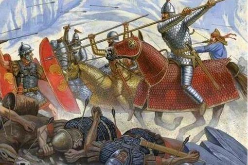 萨珊王朝和中国哪个朝代是同时的?揭秘萨珊王朝与中国的文化交流