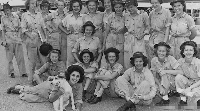 二战老兵回忆录美国 一位二战女兵的故事