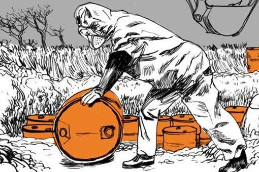 橙剂是什么武器?揭秘橙剂对人体的危害
