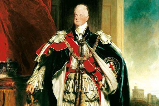 英国国王威廉四世去世 维