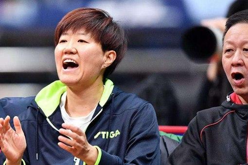 中国女子乒乓球运动员郭焱出生