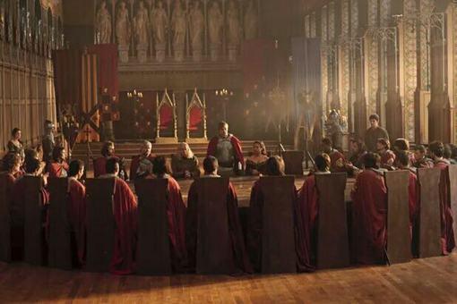 希姆莱与他的十二骑士有着怎样的故事?