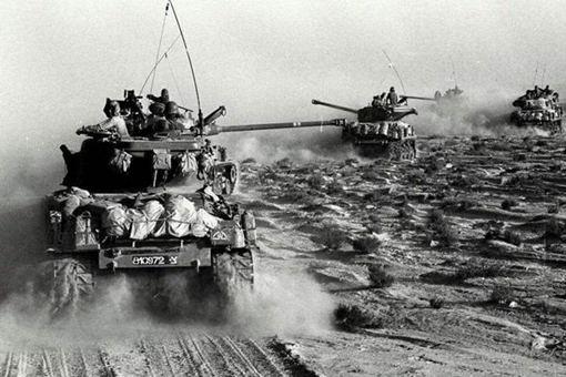 中东战争历史背景是怎样的