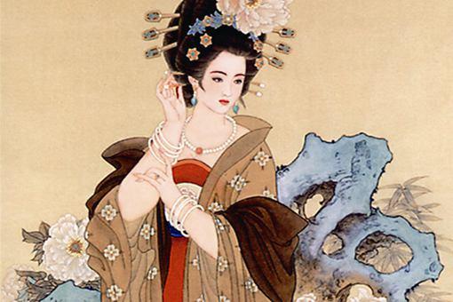 杨贵妃真的是肥胖美人吗 唐代以胖为美或许是误会