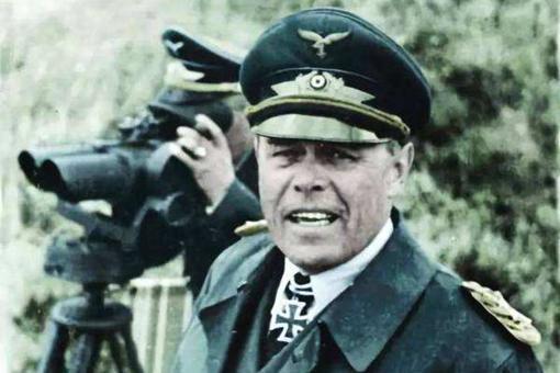 纳粹德国空军元帅阿尔贝特