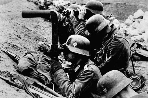 德国二战老兵故事,苏德战