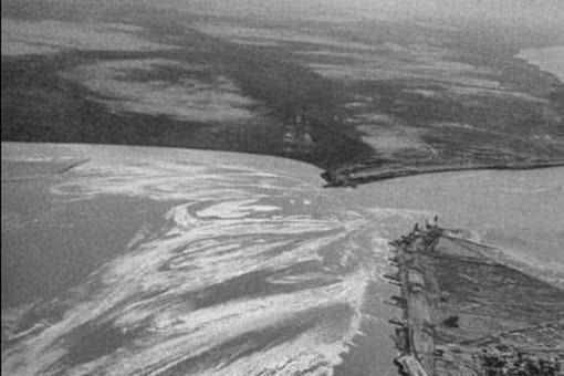 花园口黄河决堤是怎么回事?黄河决堤死多少人?