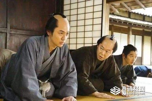 古代日本人为何要把中间的头发剃掉?有什么寓意吗?