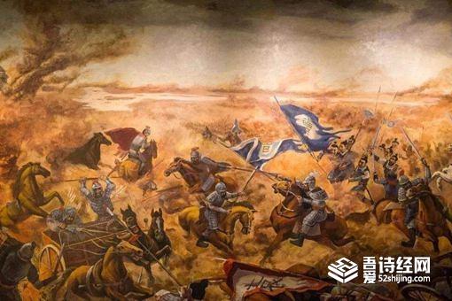 盘点古代那些奇葩的战争,传错兵令却反败为胜