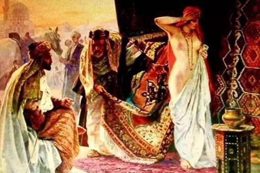 奥斯曼白奴贸易是怎么回事?揭秘奥斯曼帝国白奴贸易