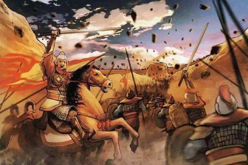 野狼坡之战对唐朝有什么影响?解密大唐李靖野狼坡血战