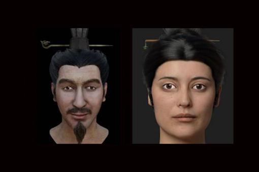 真正的秦始皇长什么样子?揭秘秦始皇脸部复原图