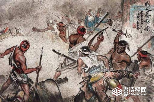 西周时期的国人暴动究竟是怎么发生的?国人暴动的实质是什么?