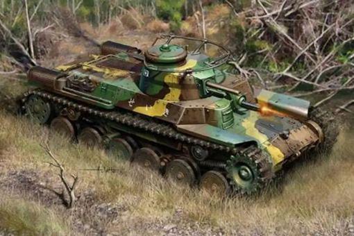 解密二战日军装甲troops编制