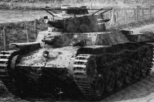 解密二战日军装甲部队编制