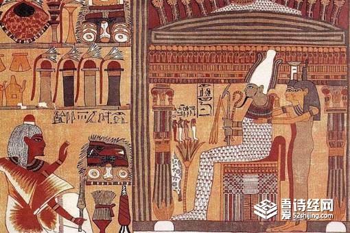 古埃及的女性地位为什么那么高?