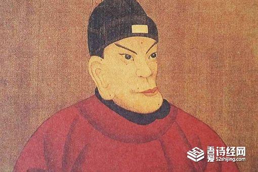 朱元璋画像是明朝人画的吗?为何明朝人给朱元璋画那么丑?