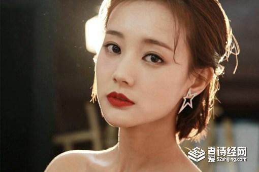 China内地女演员李一桐出生