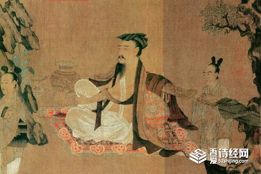 王戎那么贪财,为何能成为竹林七贤之一?