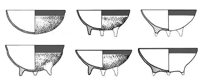 黄河彩陶纹样 黄河彩陶包括哪些?起源在哪?