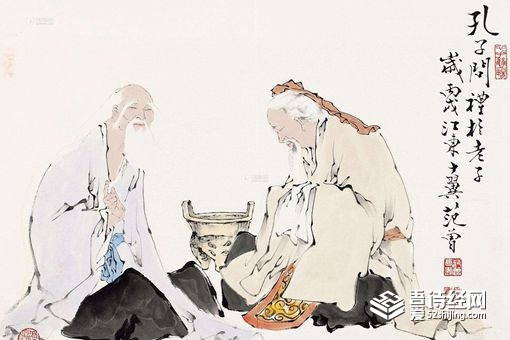 孔子真的提到过佛祖吗?孔子和释迦牟尼谁先谁后?