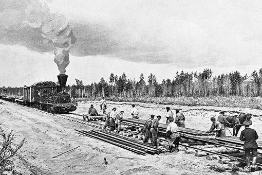 沙俄如何征服西伯利亚的?