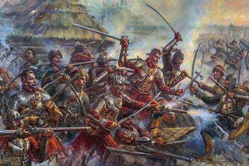 霍德沃战役经过 400波兰人是如何打赢40000鞑靼人的?