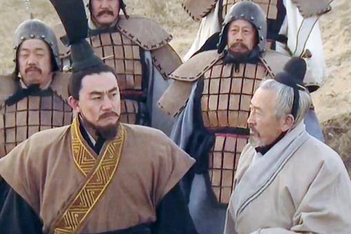 廉颇为啥不救赵武灵王 一代雄主却被幽禁而死