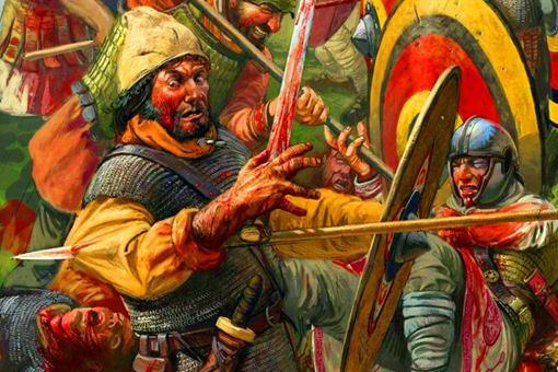 亚德里亚堡战役 解密亚德里亚堡战役经过