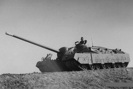 T95超重型突击炮装甲有多
