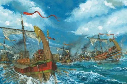 赫勒斯滂战役经过 解密赫勒斯滂之战