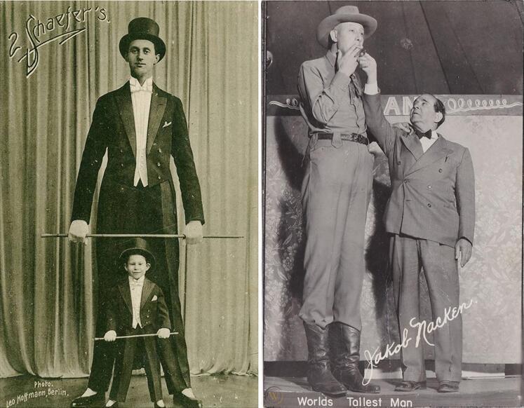 二战身高最高的人是谁?二战身高最高的人有多高?