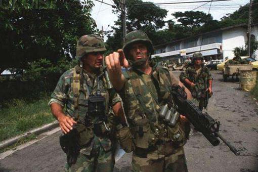 格林纳达之战是怎么回事?美国入侵格林纳达战争