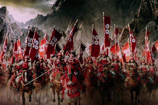 武田赤备骑兵有多强?解密日本历史最强骑兵赤备骑兵