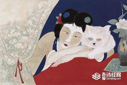 古代有哪些著名的猫奴?为何人们喜欢撸猫?