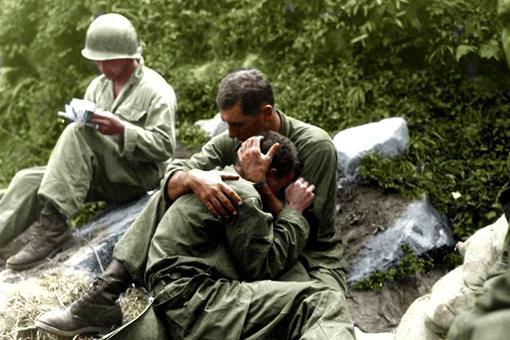 朝鲜战争英国王牌部队 三支王牌部队全部被歼