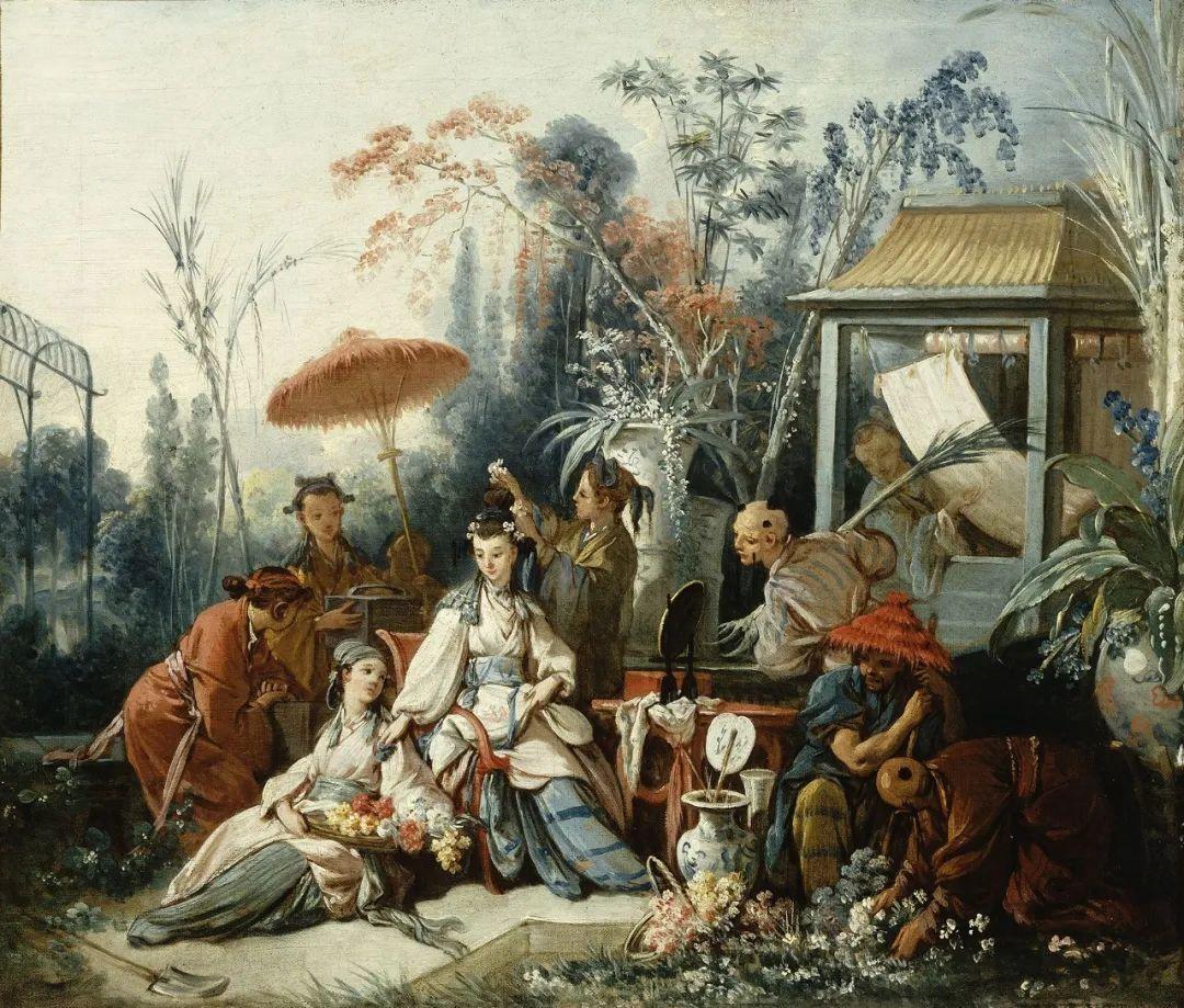 十八世纪法国人眼中的中国是什么样子的?对中国有多痴迷?