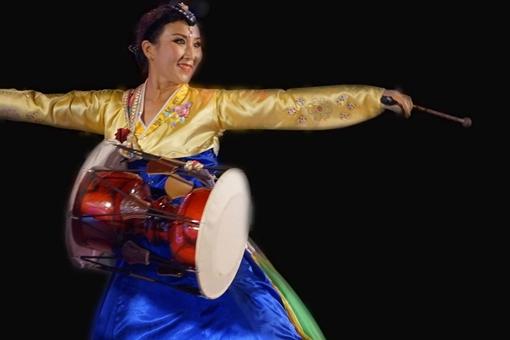 长鼓舞是哪个民族的舞蹈?