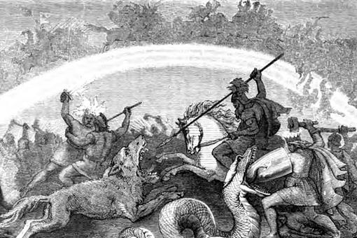 维京人的英灵殿是什么?维京人最后都去了英灵殿吗?