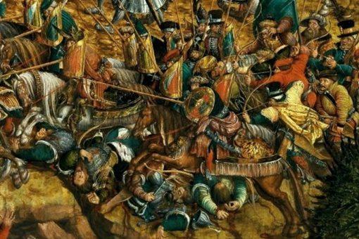 奥尔沙会战经过,奥尔沙之战时期波兰骑士