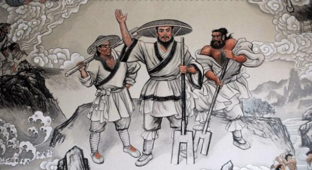 说大禹治水治的是尼罗河的教授是谁?这位中科院教授说的有依据吗?