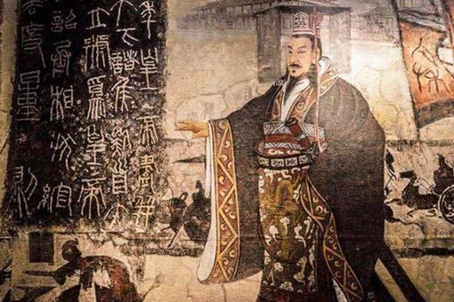 秦始皇到底是谁的儿子?秦
