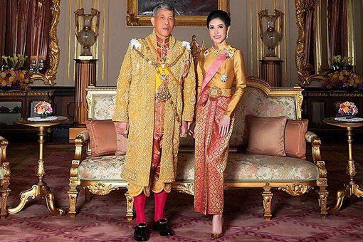 泰国王妃诗妮娜私照被外泄为什么会被泄露?泰国皇室内斗揭秘