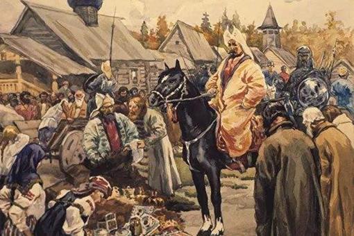 俄罗斯奥列格大公是怎么死