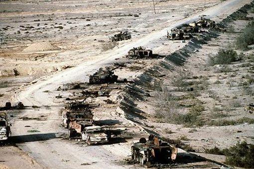 海湾战争伊拉克为何只坚持了42天?为何没成为第二个越难?