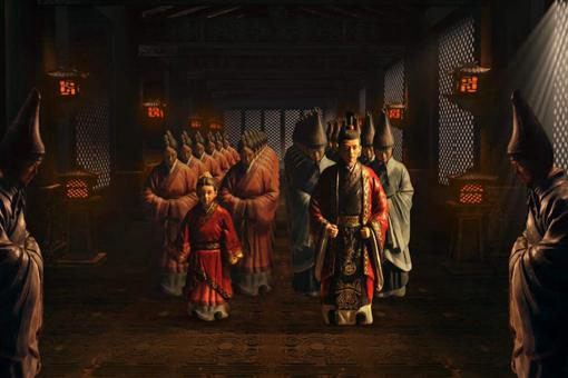 汉惠帝皇后张嫣为什么到死还是处女 刘盈和张嫣关系介绍
