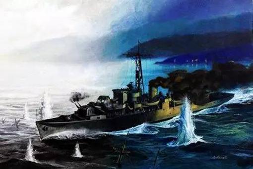 中国炮击紫石英号震动了世