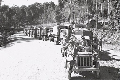抗战时期的中缅公路是怎么